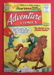 Click here to enlarge image and see more about item 25835: Adventure Comics November 1956 Secret Of Flying Horse