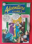 Click here to enlarge image and see more about item 25837: Adventure Comics April 1957 Confession Of Superboy