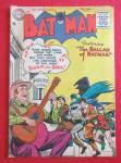 Click here to enlarge image and see more about item 25843: Batman Comics October-November 1955 Ballad Of Batman
