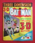 Click here to enlarge image and see more about item 25852: Batman Comics (3-D) 1953 The Fowls Of Fate