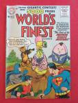 Click here to enlarge image and see more about item 25882: World's Finest Comic August 1956 Mother Goose Mystery