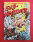 Click here to enlarge image and see more about item 25890: Sub Mariner Comic August 1955 Return Of The Nautilus