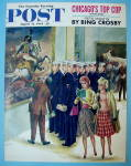 Saturday Evening Post Cover By Alajalov-August 12, 1961