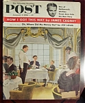 Saturday Evening Post Cover By Hughes - Jan 7, 1956