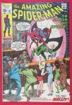 Amazing Spider-Man December 1970 To Smash The Spider