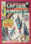 Click here to enlarge image and see more about item 25980: Captain America Comic November 1970 Bucky Reborn