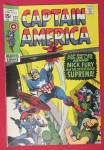 Click here to enlarge image and see more about item 25981: Captain America Comic March 1970 Suprema
