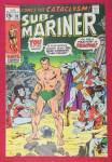 Click here to enlarge image and see more about item 25987: Sub Mariner Comic January 1971 Come The Cataclysm