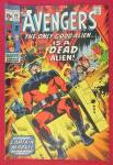 Click here to enlarge image and see more about item 25991: Avengers Comic June 1971 The Only Good Alien