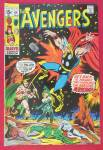 Click here to enlarge image and see more about item 25993: Avengers Comic January 1971 Sword & Sorceress