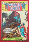 Click here to enlarge image and see more about item 26019: World's Finest Comic September 1970 Kryptonite Express