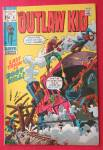Click here to enlarge image and see more about item 26024: The Outlaw Kid Comic April 1971 Empty Holsters