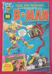 Click here to enlarge image and see more about item 26040: B-Man Comic March 1963 Birth Of F - Bee - I