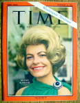 Time Magazine-November 22, 1963-Nicole Alphand