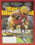 Sports Illustrated Magazine October 8, 2018 Not A Sack