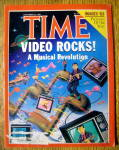 Click to view larger image of Time Magazine-December 26, 1983-Video Rocks (Image1)