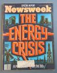 Newsweek Magazine July 16, 1979 Energy Crisis