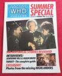 Click to view larger image of Doctor (Dr) Who Magazine Summer 1986 (Image1)