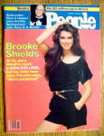 People Magazine-August 10, 1981-Brooke Shields