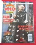 Click to view larger image of Doctor (Dr) Who Magazine December 23, 1992  (Image2)