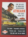 Click here to enlarge image and see more about item 27207: Athearn Model Railroad Train Catalog 1960's