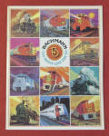 Click here to enlarge image and see more about item 27213: Bachmann Model Railroad Train Catalog 1979