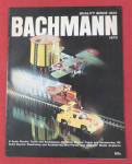 Click here to enlarge image and see more about item 27216: Bachmann Model Railroad Train Catalog 1970
