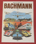 Click here to enlarge image and see more about item 27219: Bachmann Model Railroad Train Catalog 1971