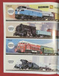Click to view larger image of Bachmann Model Railroad Train Catalog 1971 (Image3)