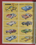 Click to view larger image of Bachmann Model Railroad Train Catalog 1971 (Image7)