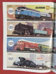Click to view larger image of Bachmann Model Railroad Train Catalog 1972 (Image4)