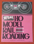 Click here to enlarge image and see more about item 27258: Atlas Model Railroad Train Catalog April 1971
