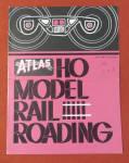 Click to view larger image of Atlas Model Railroad Train Catalog April 1971  (Image2)
