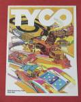 Click to view larger image of Tyco Model Railroad Train Automobile Toy Catalog 1976 (Image1)