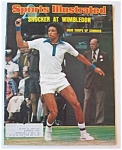 Sports Illustrated Magazine-July 14, 1975-Ashe/Connors