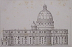 Click to view larger image of Basilique De St Pierre A Rome (Image1)