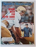 Sports Illustrated-September 29, 1975- Rick Slager