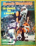 Sports Illustrated-January 5, 1976-Preston Pearson