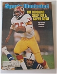 Sports Illustrated Magazine-August 16, 1976-Calvin Hill