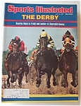 Sports Illustrated Magazine -May 16, 1977- Seattle Slew