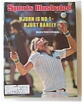 Sports Illustrated Magazine-July 11, 1977-Bjorn Borg