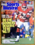 Sports Illustrated Magazine-Nov 16, 1987-R. Anderson