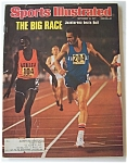 Sports Illustrated Magazine-September 12, 1977-Big Race