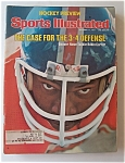 Sports Illustrated Magazine-Oct 17, 1977-Rubin Carter