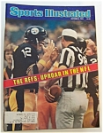 Sports Illustrated Magazine-October 9, 1978-The Refs