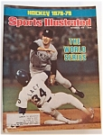 Sports Illustrated Magazine-October 23, 1978-W. Series