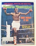 Sports Illustrated Magazine-Dec 10, 1979-Sugar Ray