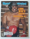 Sports Illustrated Magazine-April 14, 1980-Muhammad Ali