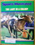 Sports Illustrated Magazine-May 12, 1980-Lady Is Champ