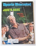 Sports Illustrated Magazine-June 23, 1980-J. Nicklaus